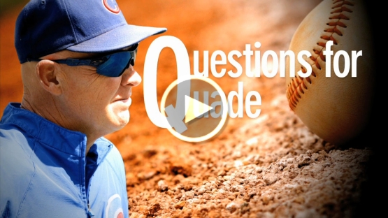In the Dugout with Mike Quade video