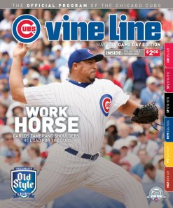 May 2011 Vine Line Game Day Edition