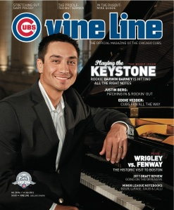 July 2011 Vine Line Cover