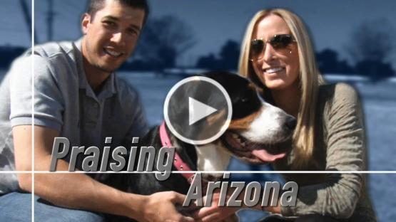 Praising Arizona: Tyler Colvin