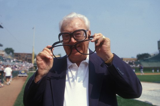 On This Date in 1998: Cubs broadcaster Harry Caray dies