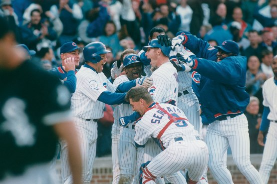 From the Pages of Vine Line: Remembering 1998 - Windy City walk-off