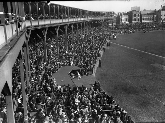 Wrigley 100: Before the Confines, there was the West Side Grounds