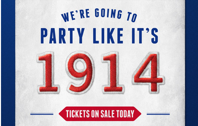 Party Like It's 1914 Ad