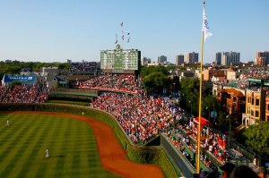 """Wrigley is a perfectly designed baseball cathedral filled with memories. We respect that, and we want to give those memories to the next generation of fans. So we've designed a strategy for doing that, and hopefully we'll get that behind us soon."" — Tom Ricketts,  Cubs chairman"