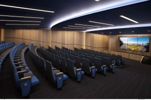 Cubs Auditorium