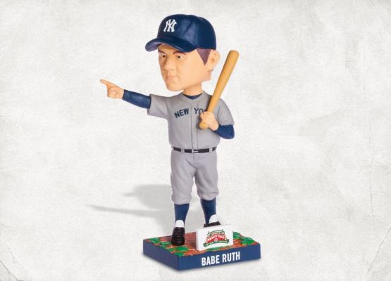 Babe Ruth Called Shot Bobblehead