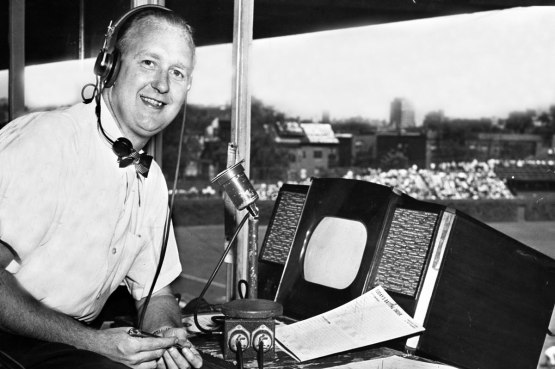 From the Pages of Vine Line: Jack Brickhouse's voice defined the Cubs for generations