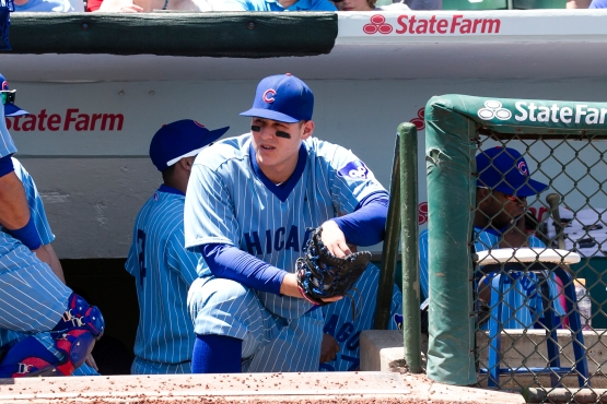 1000 Words: Happy 25th to Anthony Rizzo