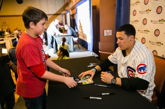 2015 Cubs Convention weekend passes on sale Tuesday