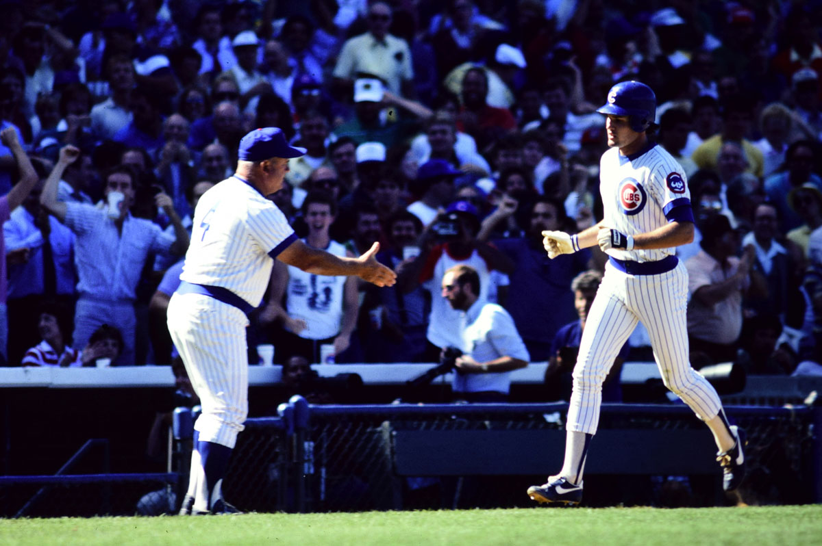 On This Day In 1984 The Sandberg Game